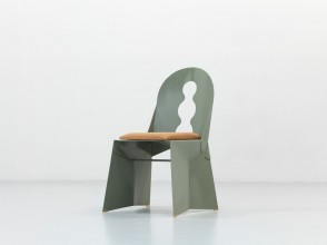 Alessandro Mendini, chaise Miraggio, éditions Tribu