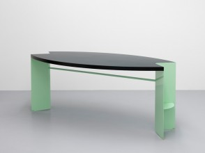 Alessandro Mendini, table bureau Prima Duna, éditions Tribu