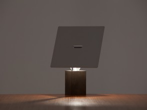 Antonio Macchi Cassia, table lamp model 610, Arteluce editions