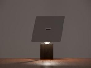 Antonio Macchi Cassia, lampe de table modèle 610, éditions Arteluce