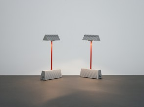 Scintilla table lamp by Piero Castiglioni for Fontana Arte