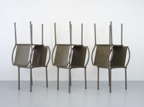 Martin Szekely, chaises Toro, éditions Néotù