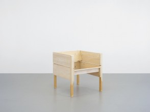 Lucas Maassen & Sons, Furniture Factory Armchair