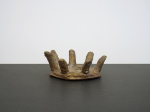 Lucas Maassen & Hossie, de vrijgieterij, Bronze Fingers