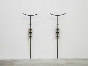 Philippe Starck, porte-manteaux Franco Bull, éd. 3 Suisses