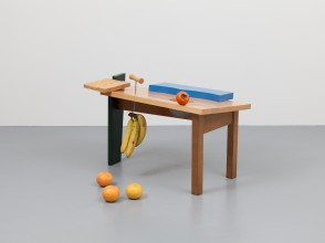 Daniel Weil & Gerard Taylor table Living/Fruit Table éditions Anthologie Quartett