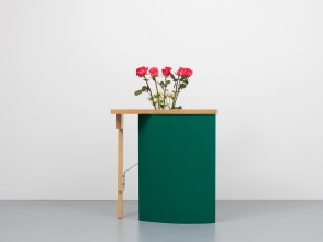 Daniel Weil & Gerard Taylor, table Living room/Flower Table, éditions Anthologie Quartett