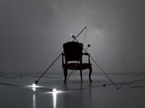 Denis Santachiara, Sparta leaning lamps, Tribu Design editions