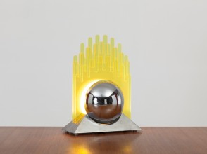 Gae Aulenti, lampe de table, éditions New Lamp