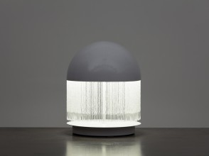 Giuliana Gramigna, lampe de table Otero, éditions Quattrifolio