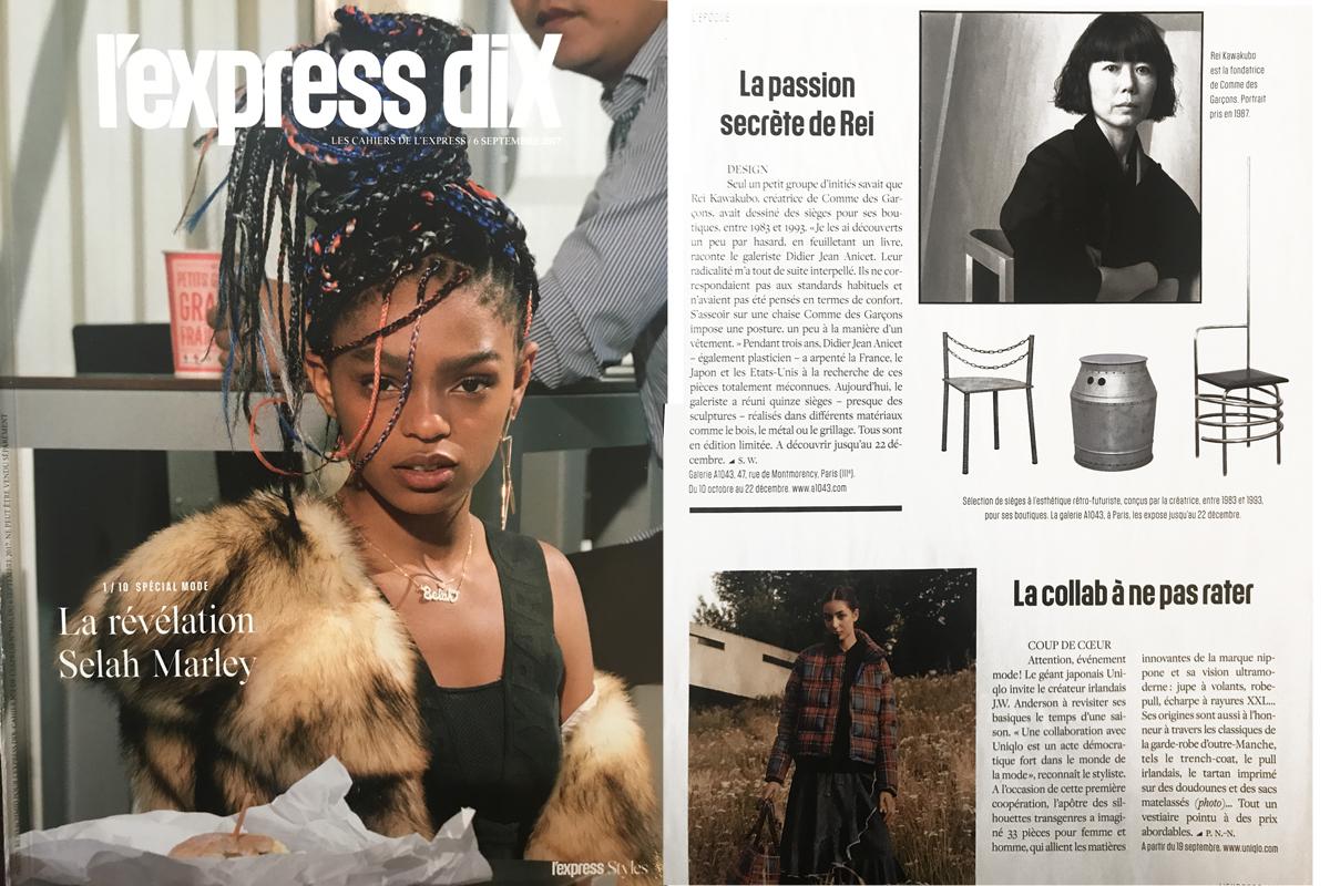 L'express 10