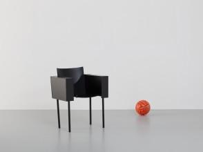 Masaki Morita, fauteuil Dizi, éditions Tribu Design