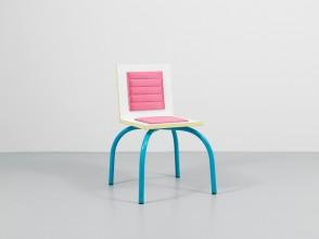 Michele de Lucchi, chaise Riviera, éditions Memphis