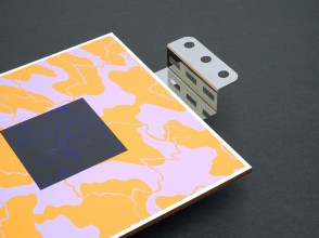 Nathalie du Pasquier, plateau Plaisance, Objects for the Electronic Age, éditions ARC 74