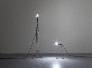 Piero Castiglioni, lampes Edi 2714 et 2715, éditions Fontana Arte