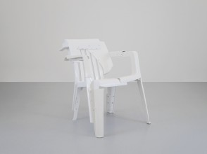 Pierre Castignola, Copytopia chair n°18, one-off, signed
