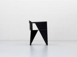Adriano et Paolo Suman, fauteuil Matrix, éditions Giorgetti Spa