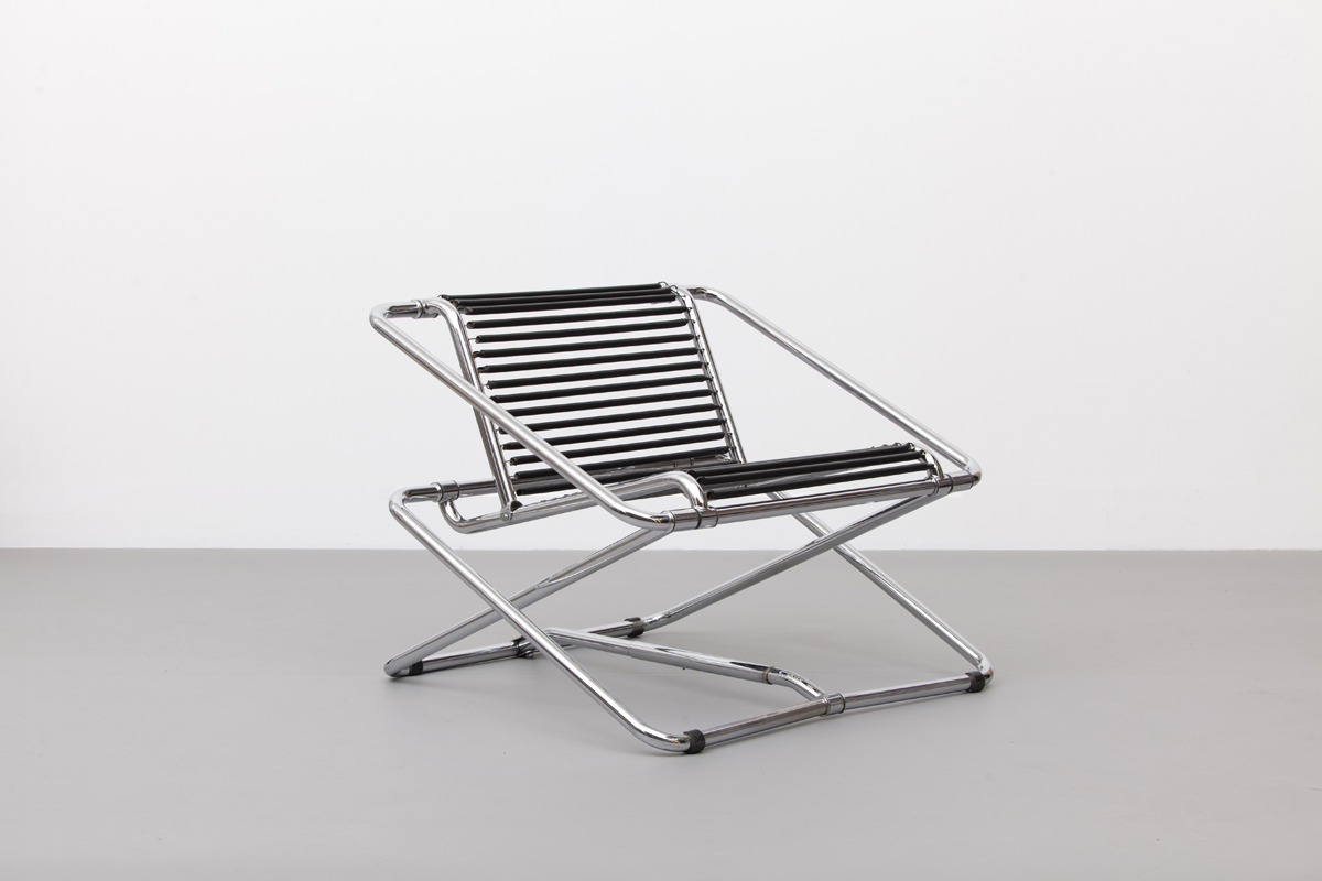 RON ARAD ROCKING CHAIR-001
