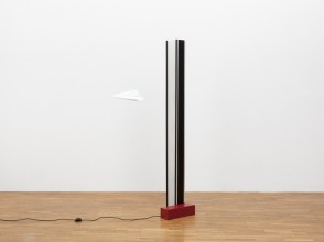 Angelo Brotto (attributed to), floor lamp, Esperia editions
