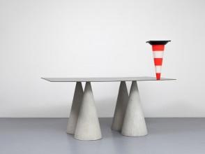Benjamin Baltimore, desk, unique piece