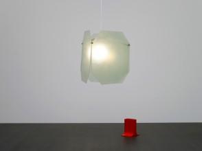 Capri suspension lamp by Bruno Munari for Danese
