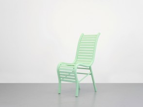 Philippe Starck, chaise Dick Deck, édition Driade coll. Aleph
