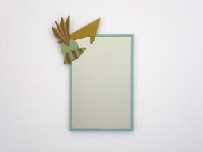 Alessandro Mendini, Miroir, édition EAD Poltronova