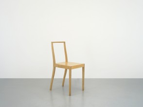 Jasper Morrison, chaise Plywood, édition Vitra