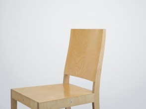 Jasper Morrison, chaise Ply Chair Closed, édition Vitra