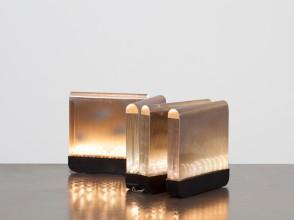 Franco Belloni, Cassiopea lamp, Luci editions