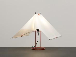 Piero de Martini, Falene table lamp, Arteluce editions