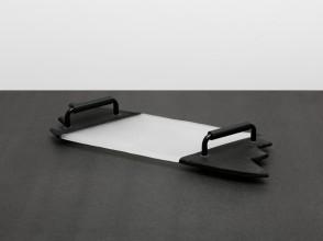 Masaki Morita, Katmandu tray (black), Tribu editions