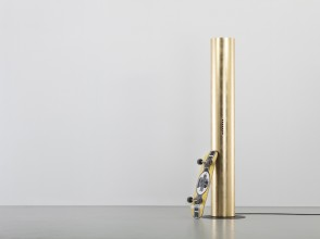 Lella and Massimo Vignelli, Sette Magie floor lamp, Morphos Acerbis editions