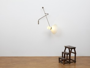 Maurice Flachet, wall lamp, Marcel Guillemard editions