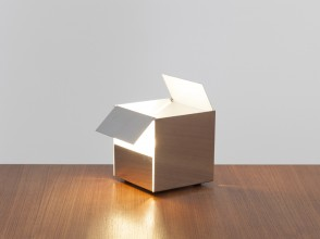 Paolo Tilche, tablelamp model 3H, Sirrah editions