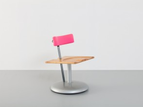 Pepe Cortes and Javier Mariscal, Trampolin desk chair, Akaba editions